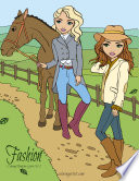 Fashion Coloring Book for Girls 1   2
