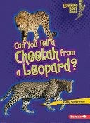 Pdf Can You Tell a Cheetah from a Leopard? Telecharger