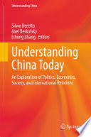 Understanding China Today Book