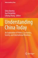Understanding China Today Pdf/ePub eBook