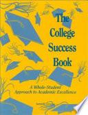 The College Success Book Book PDF