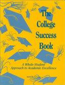 The College Success Book