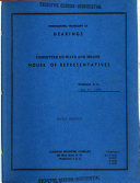 Stenographic Transcript of Hearings  Committee on Ways and Means  House of Representatives