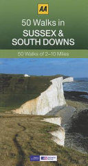 50 Walks in Sussex and South Downs