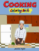 Cooking Coloring Book