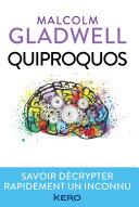 Quiproquos ebook