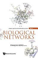 Biological Networks Book