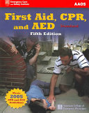First Aid, CPR, and AED. ebook