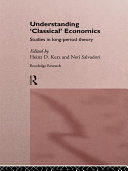 Understanding 'Classical' Economics