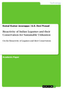 Pdf Bioactivity of Indian Legumes and their Conservation for Sustainable Utilization Telecharger