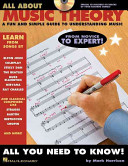 All about Music Theory Book