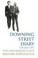 Downing Street Diary - Bernard Donoughue - Google Books