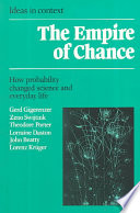 """""""The Empire of Chance: How Probability Changed Science and Everyday Life"""" by Gerd Gigerenzer, Zeno Swijtink, Theodore Porter, Lorraine Daston"""