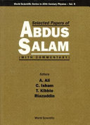 Selected Papers of Abdus Salam