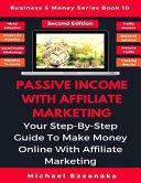Passive Income with Affiliate Marketing