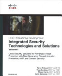 Integrated Security Technologies and Solutions   Volume I