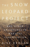The Snow Leopard Project Book PDF
