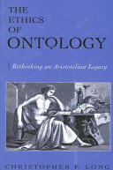 The Ethics of Ontology