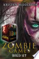 Zombie Games  Uncut  Boxed Set Book