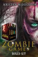 Zombie Games (Uncut) Boxed Set