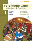 Paramedic Care Book