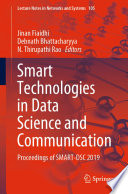 Smart Technologies in Data Science and Communication Book PDF