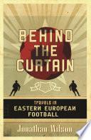 Behind the Curtain Book
