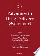 Advances in Drug Delivery Systems  6 Book