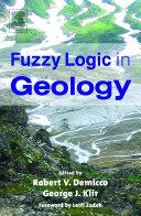 Fuzzy Logic in Geology