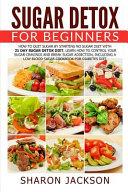 Sugar Detox for Beginners Book