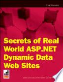 Secrets of Real World ASP NET Dynamic Data Websites