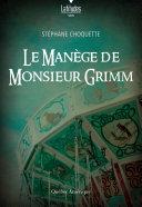 Pdf Le manège de monsieur Grimm Telecharger