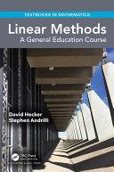 Linear Methods