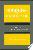 Buddhism and Language Book