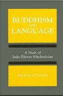 Buddhism and Language