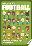 Mixing It Up With Football Book