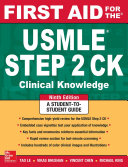 First Aid for the USMLE Step 2 CK, Ninth Edition - Seite 549