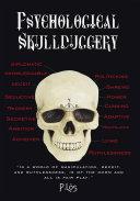 Psychological Skullduggery Pdf/ePub eBook