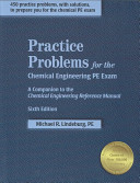 Practice Problems for the Chemical Engineering PE Exam Book