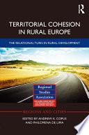 Territorial Cohesion in Rural Europe Book