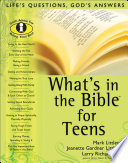 What s in the Bible for Teens