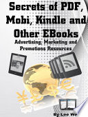 Secrets Of Pdf Mobi Kindle And Other Ebooks