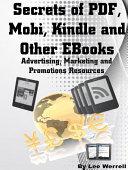 Secrets of PDF, Mobi, Kindle and Other EBooks