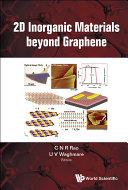 2d Inorganic Materials Beyond Graphene