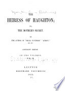 The Heiress Of Haughton Book PDF