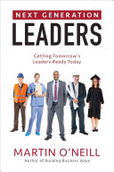 Next Generation Leaders Book