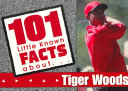 101 Little Facts About Tiger Woods