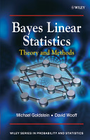 Bayes Linear Statistics  Theory   Methods Book