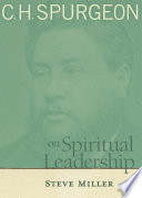 C H  Spurgeon on Spiritual Leadership Book PDF