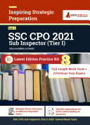 Pdf SSC Sub Inspector CPO (Tier I) Vol. 1 2021 | 8 Full-Length Mock Test + 3 Previous Year Paper (2019) Telecharger